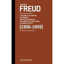 Ebook Freud 8 (1906-1909) O Delirio E Os Sonhos