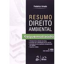 E-book Resumo Direito Ambiental Esquematizado 2ed