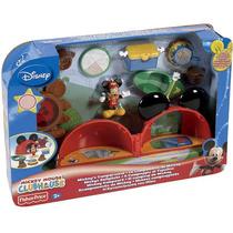Mickey Mouse Club House Acampamento Do Mickey - Mattel