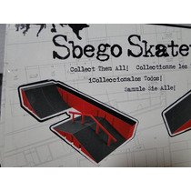 Pista Original Sbego Com Skate E Bike Com Acessorios E Peças