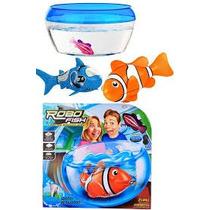 Robo Fish - Peixe Que Nada Sozinho Em Contato Com A Água!!!!