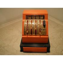 Brinquedo Antigo Máquina Registradora