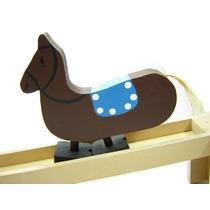 Cavalo Na Rampa
