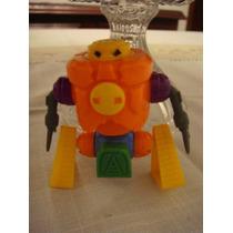 Revista Recreio Brinquedo Robits Laranja Amarela Frete 6,00