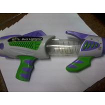 Arma Buzz Ligthyear Bolinhas Macias