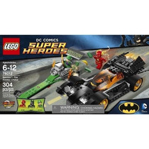Lego Super Heroes Batman: The Riddler Chase 76012
