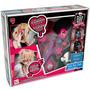 Kit Basico Monster High Hair Studio Infantil Menina Fun