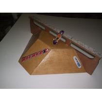 Rampa De Skate De Dedo D Rex Ledge Fingerboard