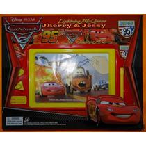 Brinquedo Lousa Magica Plastica Carros 2