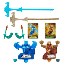 Pião Beyblade Shogun Steel Bey Warriors - Hasbro