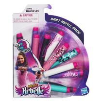 Lançador De Dardos Nerf Rebelle - Refil (hasbro)