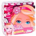 Tapete Infantil Eva Boneca Barbie 9 Peças Menina Bebe