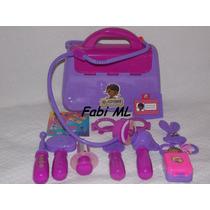 Maleta Doutora Brinquedos 12 Acessórios