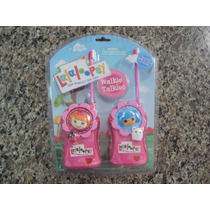 Walkie Talkies - Lalaloopsy - Novo Lacrado