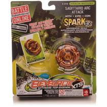 Brinquedo Beyblade Sagittario Arc Hasbro