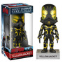 Funko Wacky Wobbler: Ant-man - Yellow Jacket Bobble Head