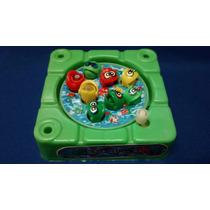 Pega Peixe Brinquedo Antigo Esta Sem A Varinha R$ 29,00