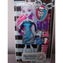 Monster High Abbey Bominable Roupa Roupa Sapato Accessorie