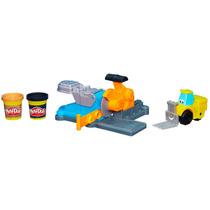 Massinha Playdoh Chuck Kit Oficina De Atividades - Hasbro