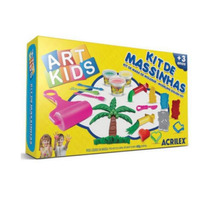 Kit Massinhas De Modelar Art Kids 450gr - Acrilex