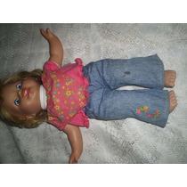 Boneca Little Mommy Fisher Price