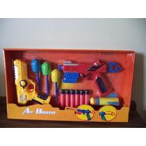 Arminha Air Biaster Na Promoção