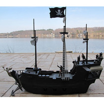 Navio Piratas Do Caribe Perola Negra Ultimate