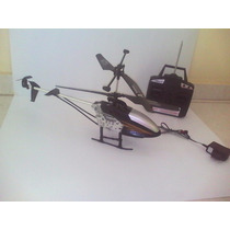 Helicóptero De Controle Remoto - 2.4 Ghz 4ch R / C Controle