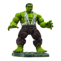 Diamond Select Toys: Marvel Select - Figura Savage Hulk Acç