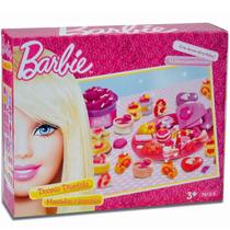 Massinha Barbie Doceria Divertida