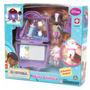 Boneca Doutora Brinquedos Disney Original Com Maleta Estrela