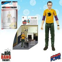 Big Bang Theory Sheldon Hawkman 3 3/4-inch Exclusivo Action