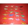 Miniatura De Animais Pre-historico C/23 Dinossauros Diverso