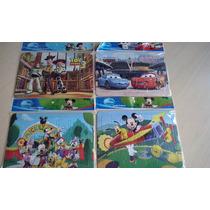 Lembrancinha Quebra Cabeça Disney Toy Story Marrie Princesas
