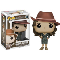 Funko Pop Marvel: Agente Carter Tom Sépia Exclusiva Vinyl F