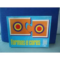 Brinquedo De Montar Grow Formas E Cores Fabricado Em 1977