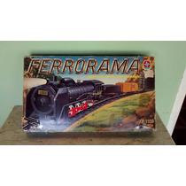 Ferrorama Xp 1100 Completo Com Caixa Anos 80.