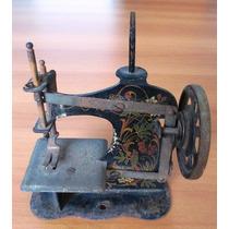 A9111 Antiga Máquina De Costura Alemã De Brinquedo, Numerada