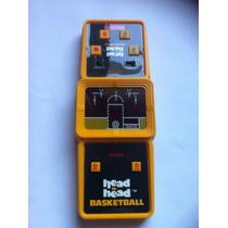 Game Da Colecoeletronica Jogo De Baskete Duplo Anos 70