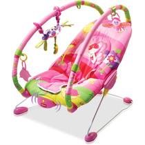 Cadeira Cadeirinha De Balanço Tiny Princess Gymini Bouncer