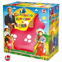 Cavalinho Upa Upa Do Gugu - Líder; Brinquedo Cavalo Infantil