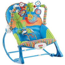 Cadeira Cadeirinha De Descanso E Balanço Bebe Mobile Sapinho