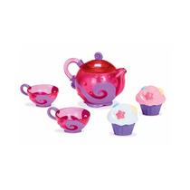 Kit Cupcake Bule Chicara Brinquedo Para O Banho Munchkin