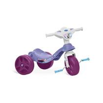 Triciclo Infantil Frozen Disney Meninas Motoca Totoca