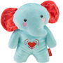 New Born Toys Elefante Sons Vibracoes Fisher Price