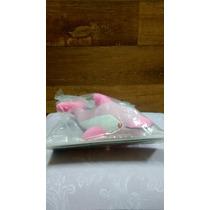 Chocalho Dardara Mini Zoo - Golfinho Rosa
