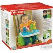 Fisher Price Cadeira Para Refeição Booster Zoo - X6835