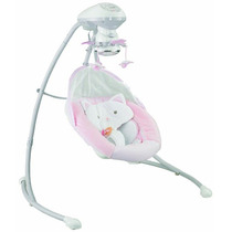 Cadeira Balanço Fisher-price My Little Snugakitty