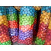 Bolinhas Para Piscina Saco Com 500 Bolinhas !!!!
