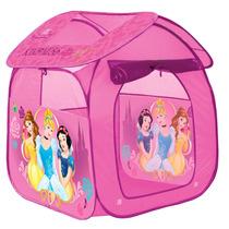 Barraca Casa Portátil Princesas Disney - Gf001 - Zippy